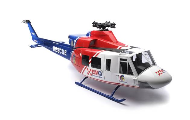 1/7 Scale Trex 700 - Fine Scale Modela - RC Helicopter and